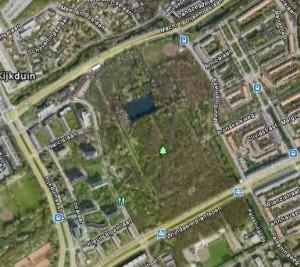 Meer en Bos Google Earth Image