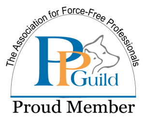 Pet Professional Guild Proud Members Badge