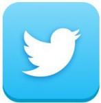 Social media icon - Twitter