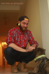A dog-man relationship only possible with a cognitive approach to dogs
