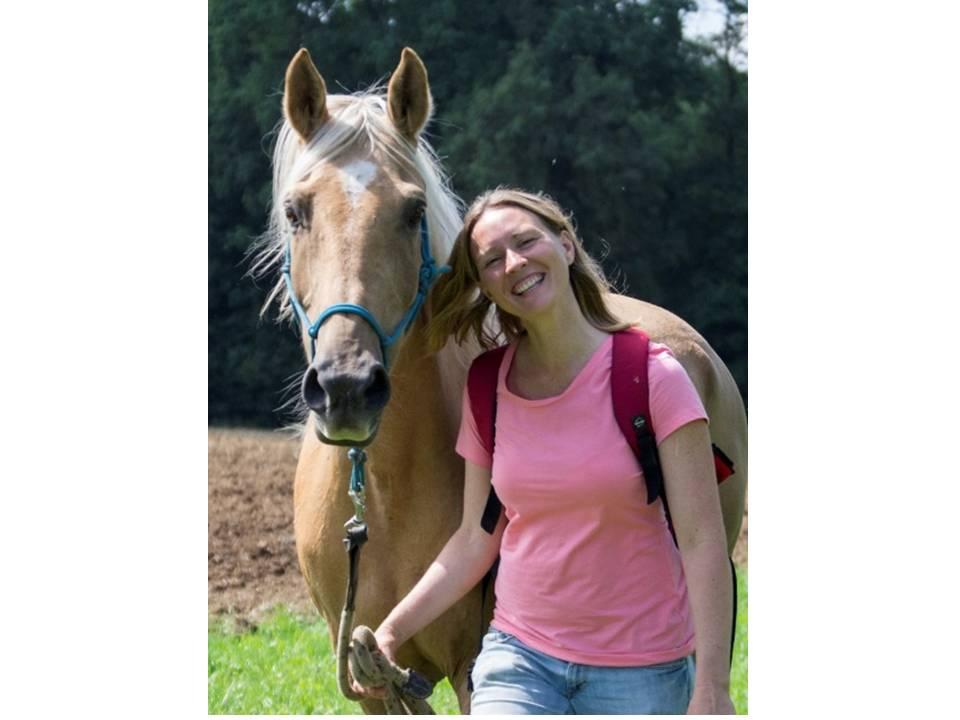 0 Anouck horse